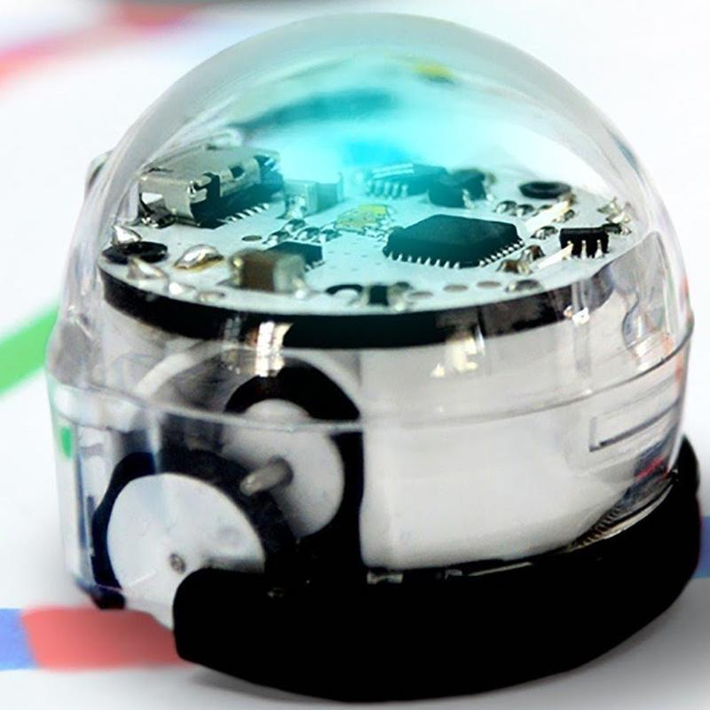 Ozobot workshop in Aarschot